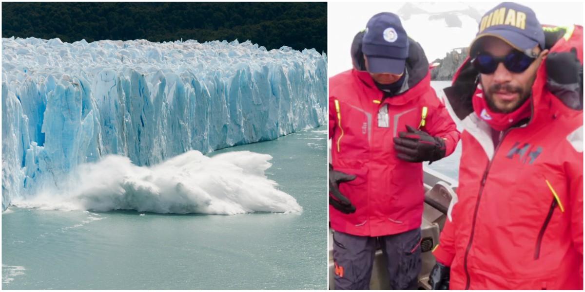 cientificos colombianos antartida glaciares estudio derretimiento