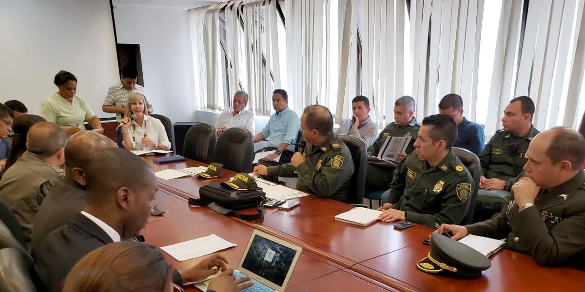 Avanza consejo de seguridad tras hechos de violencia en el Valle
