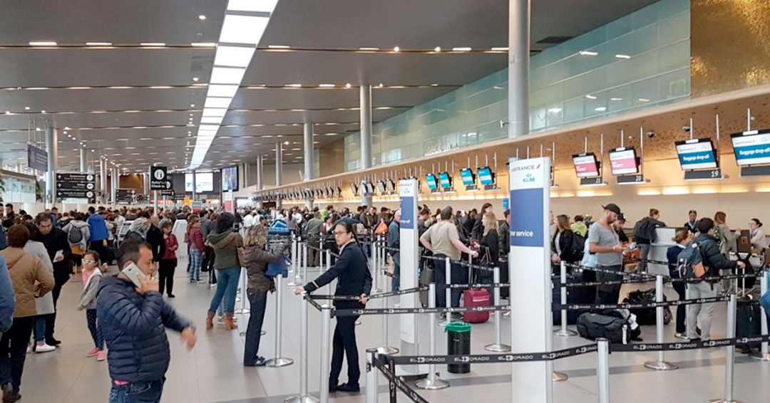 Más de 565.000 viajeros entrarán y saldrán del país durante Semana Santa