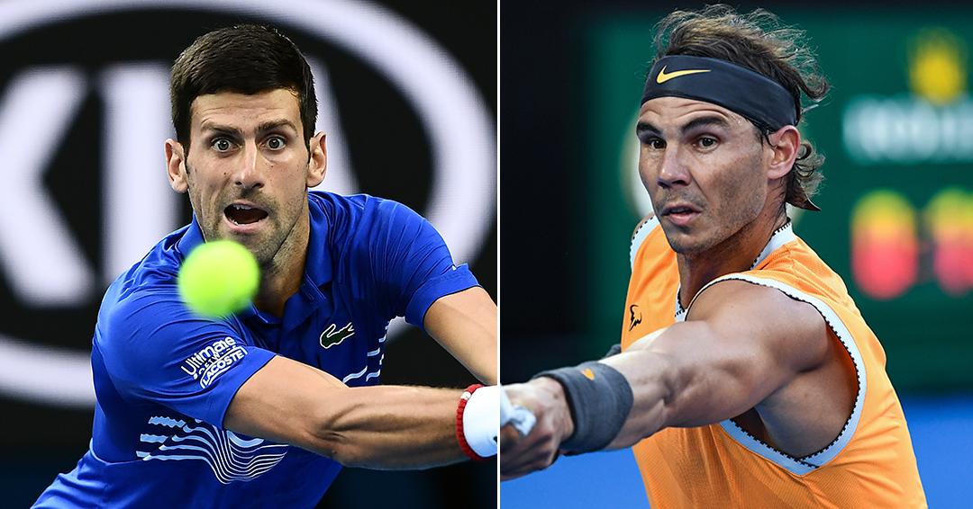 Djokovic vence a Pouille y se verá en la final del Abierto de Australia con Rafa Nadal