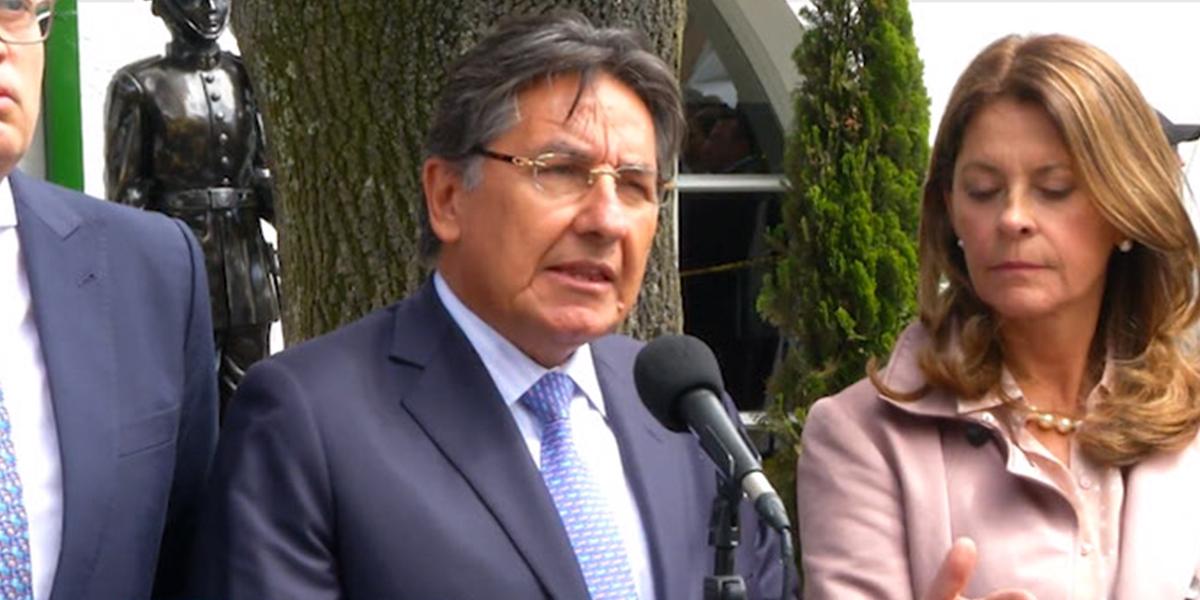 Fiscalía identifica a José Aldemar Rojas Rodríguez como autor material de atentado a escuela de Policía