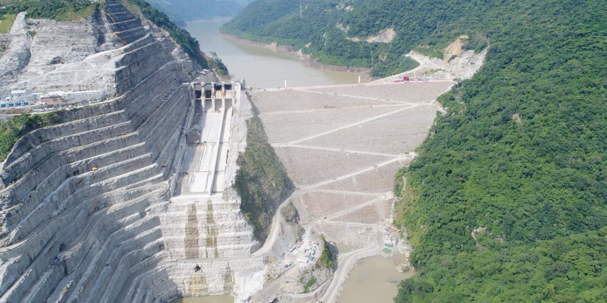 'No es posible entregar información diaria de la profundidad del agua de Hidroituango': EPM