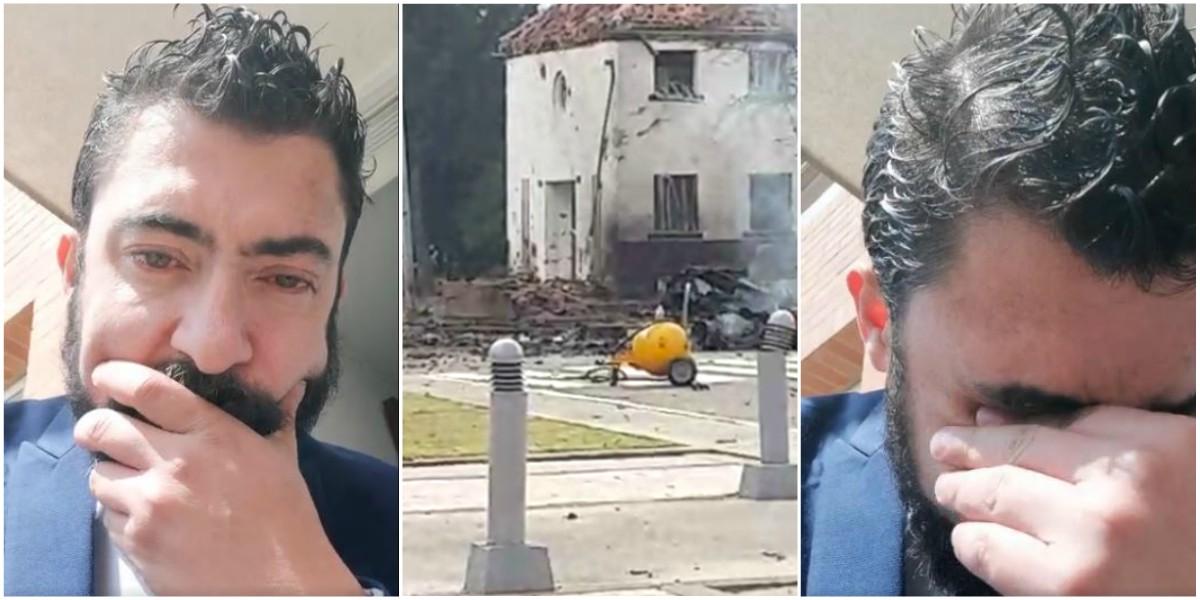 ivan marin atentado bogota carro bomba escuela general santander video