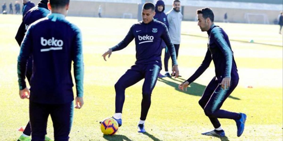 El posible debut de Murillo como barcelonista en amargo recuerdo para el Levante
