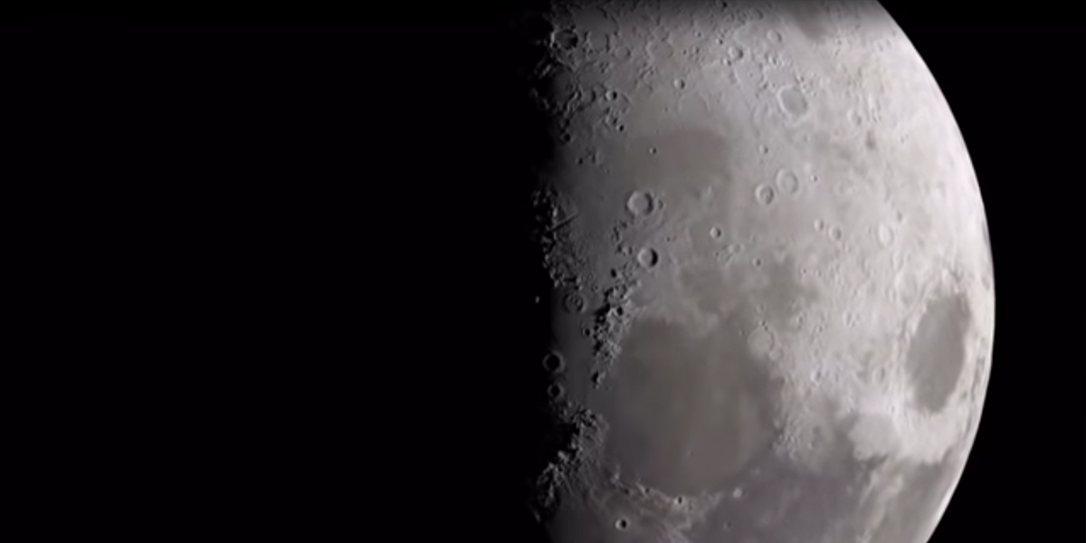 China se convierte en el primer país que llega a la cara oculta de la Luna