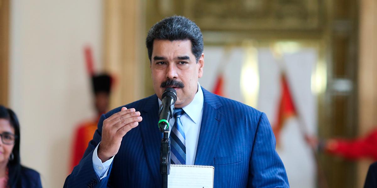 Maduro arremete contra Duque y advierte que hará respetar su legitimidad