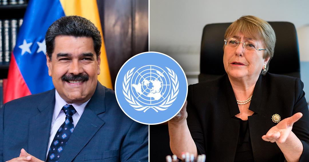 Gobierno Maduro rechaza que ONU investigue violación de Derechos Humanos en Venezuela