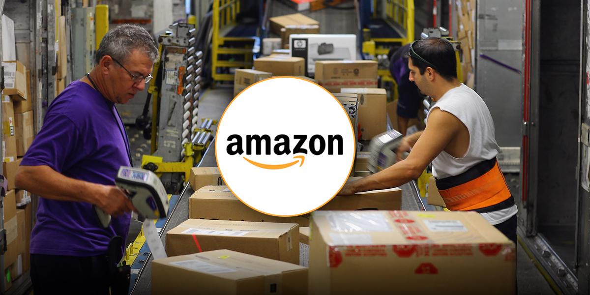 Amazon entregará paquetes en garajes particulares para evitar robos