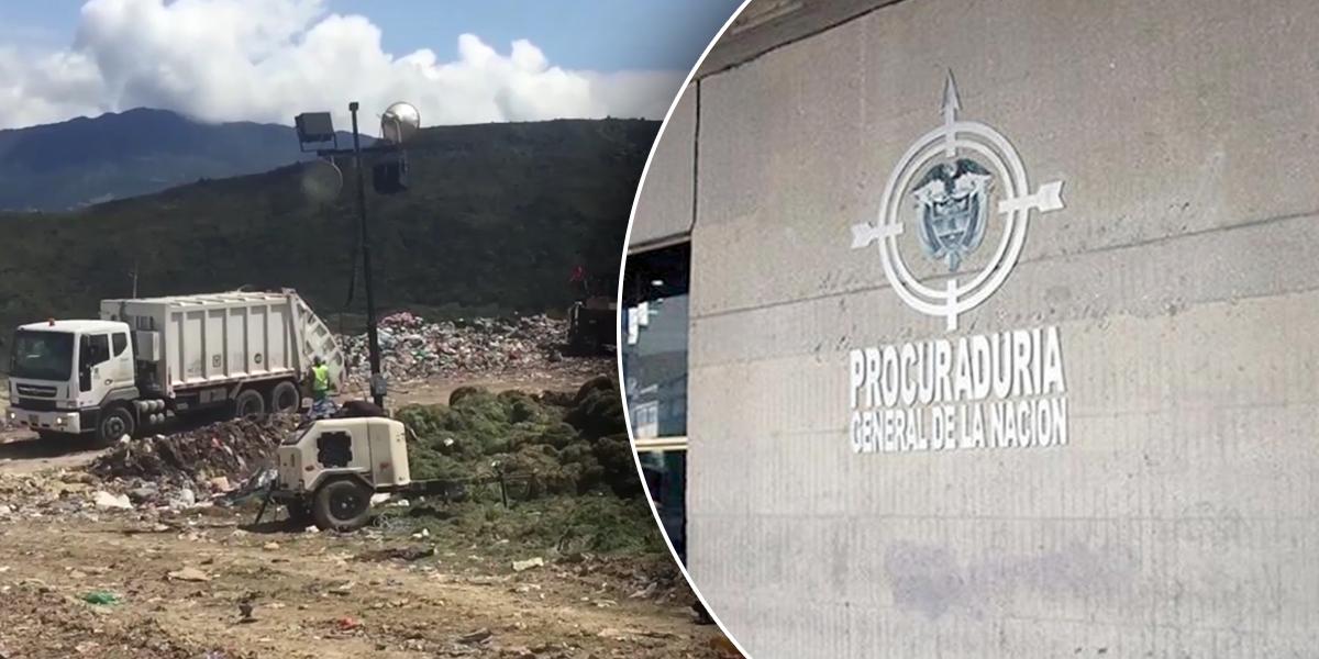 Piden medidas definitivas para enfrentar problemática del Relleno Doña Juana