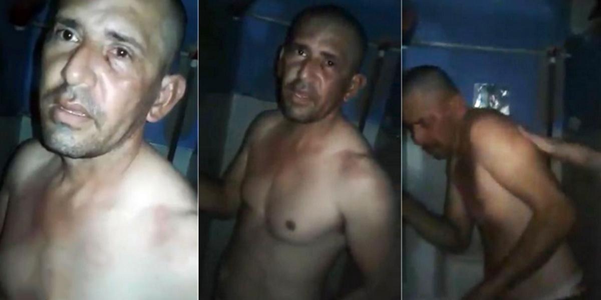Trasladan a La Picota a Pastor Gómez, asesino y abusador de Angie Lorena en el Meta