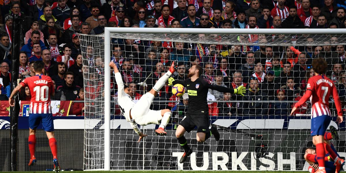 Real Madrid ganó el 'derbi' ante el Atlético con un golazo para enmarcar de Casemiro
