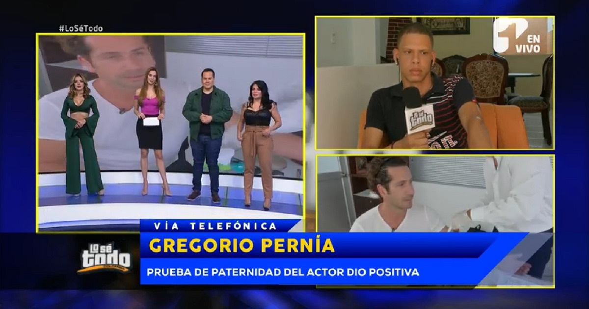 «Mi papá sabe cómo me siento»: Diego, el hijo de Gregorio Pernía