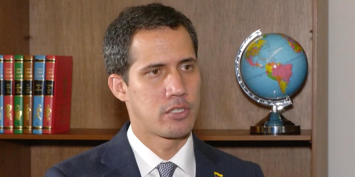 Regresaré esta semana a Venezuela: Guaidó
