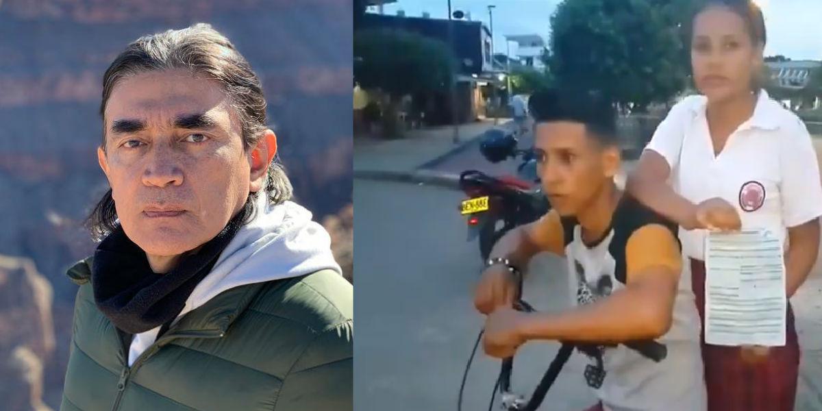 """""""No puteen a los policías por estos excesos"""": Gustavo Bolívar se despacha contra Código de Policía"""