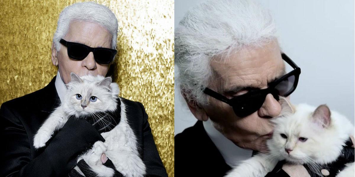 La impresionante fortuna de Kark Lagerfeld que podría ser heredada por su gata