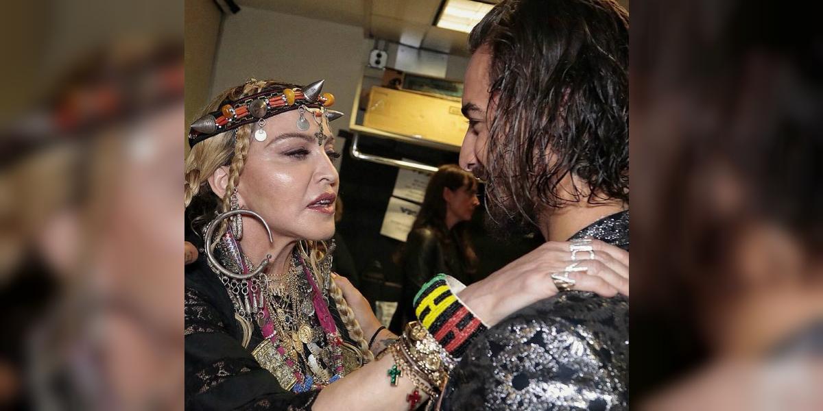 Maluma y Madonna le cantan a Medellín, este es el adelanto de su nueva colaboración