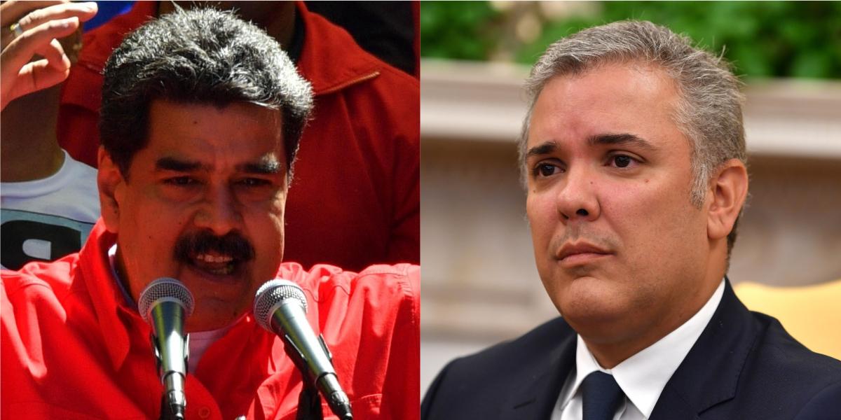 """Maduro insultó a Duque diciéndole """"Chuky"""" y """"Porky"""""""