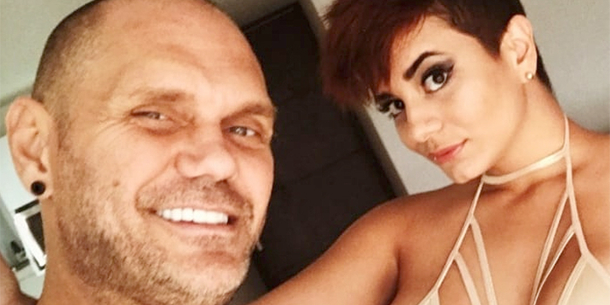 La actriz porno Amaranta Hank confiesa que ha pensado en quitarse la vida