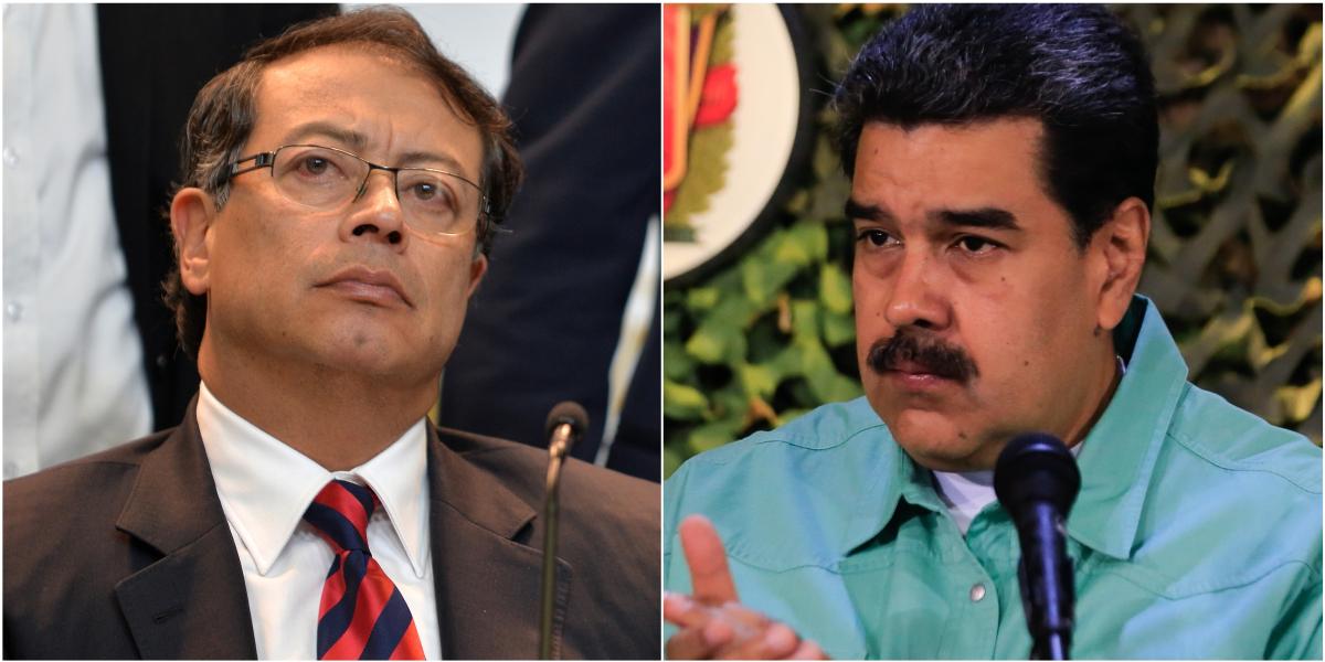 Polémica por trino que insinúa una supuesta amistad entre Petro y Maduro
