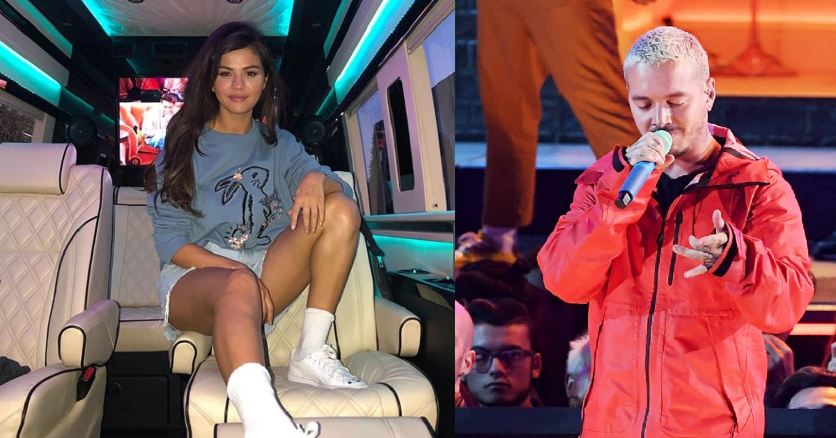 Tras rechazar a Maluma, Selena Gómez cantará con J Balvin