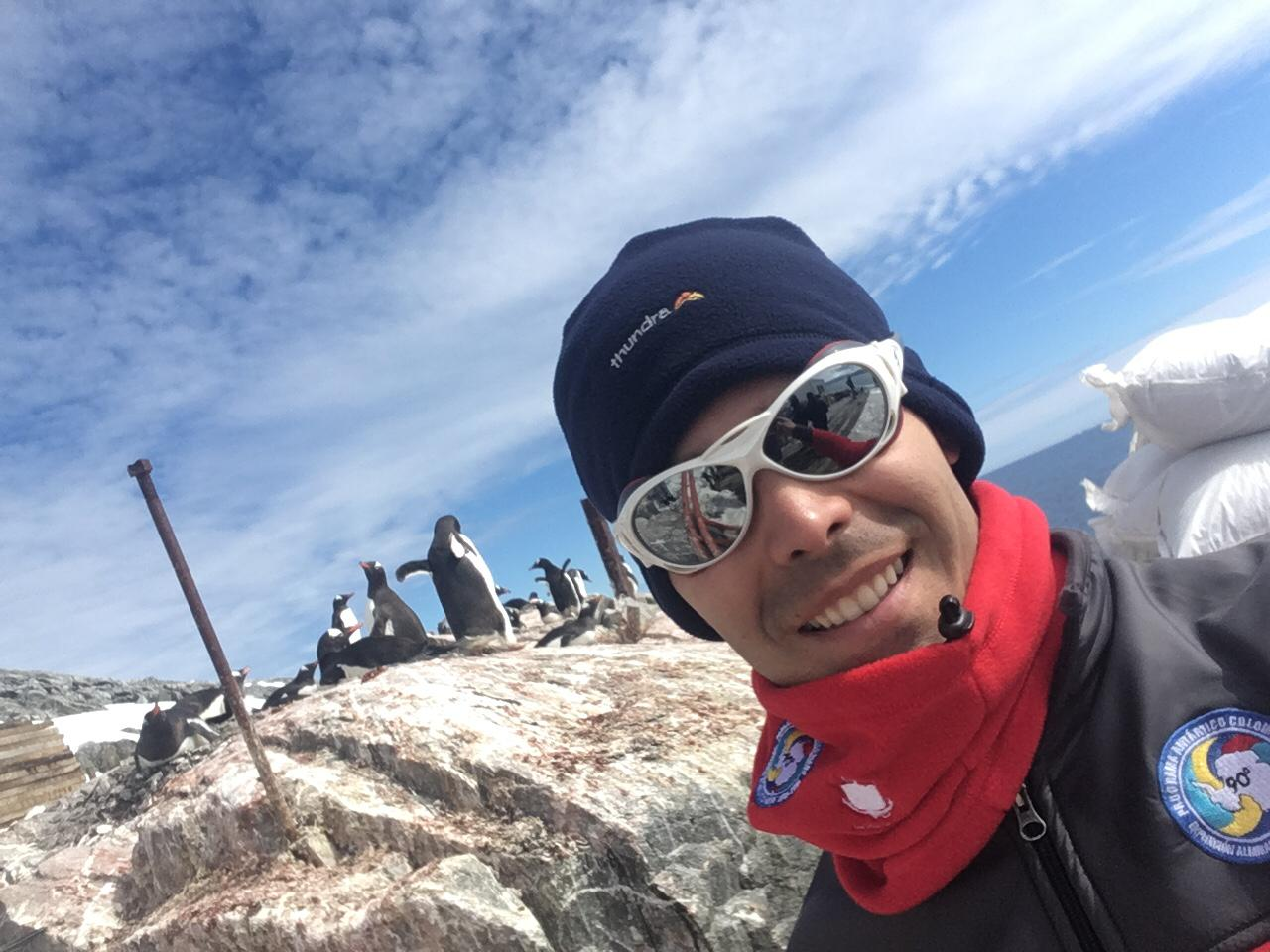 V Expedición a la Antártida Almirante Campos 7