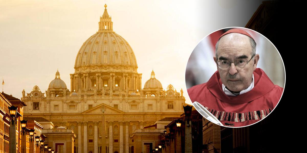 Fuertes acusaciones contra un prelado colombiano en el revelador libro sobre el Vaticano