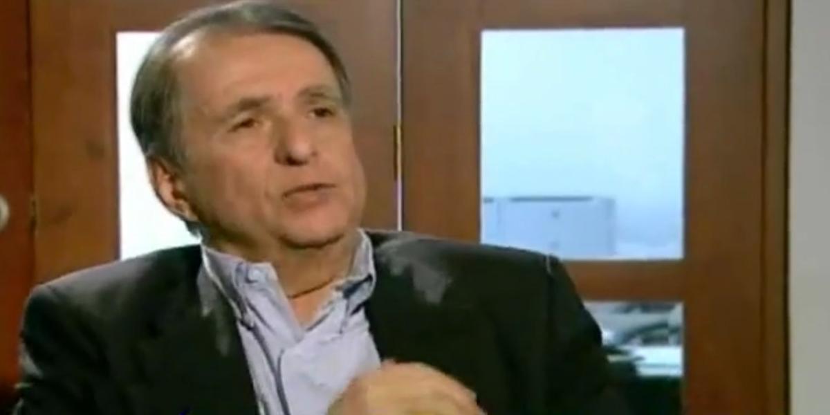 Niegan libertad condicional al exministro Alberto Santofimio Botero