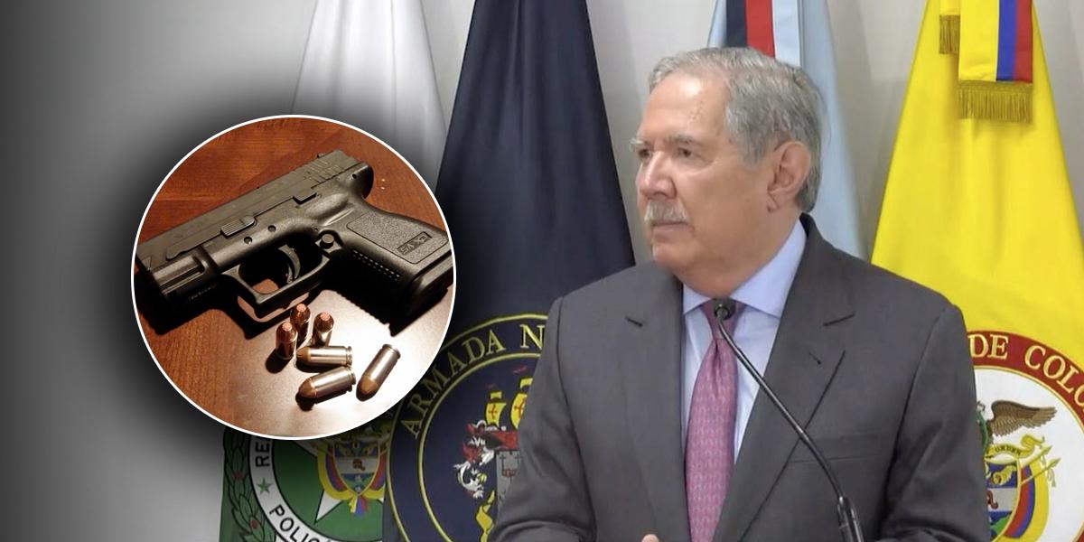 Estas son las nuevas reglas para permisos de porte de armas