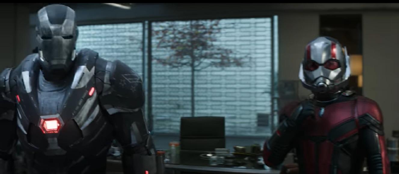 Se publica un adelanto de la película final de Avengers: Endgame