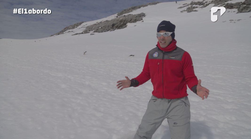 base chilena yelcho colombia antartida