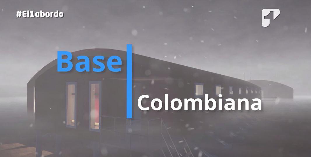 base de colombia en la antartida imagenes