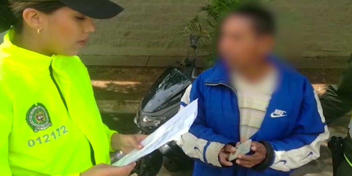 Policía captura a hombre que habría embarazado una menor de 11 años en Jamundí