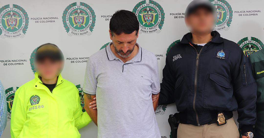 Cae líder de organización criminal dedicada a estafas inmobiliarias, con circular roja de Interpol