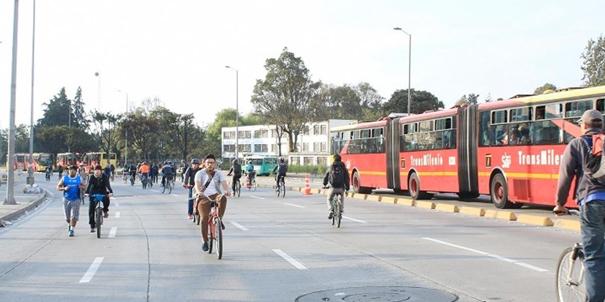 Consulte aquí los tramos disponibles para rodar en bicicleta durante el día sin carro