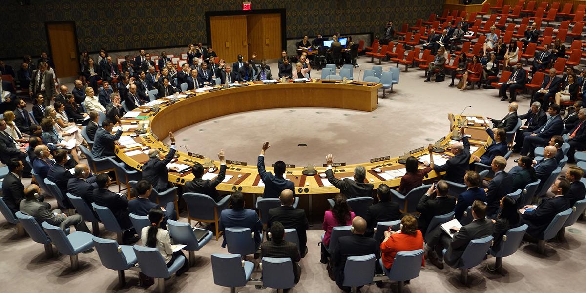 Sin conclusiones, finalizó reunión de urgencia del Consejo de Seguridad de la ONU