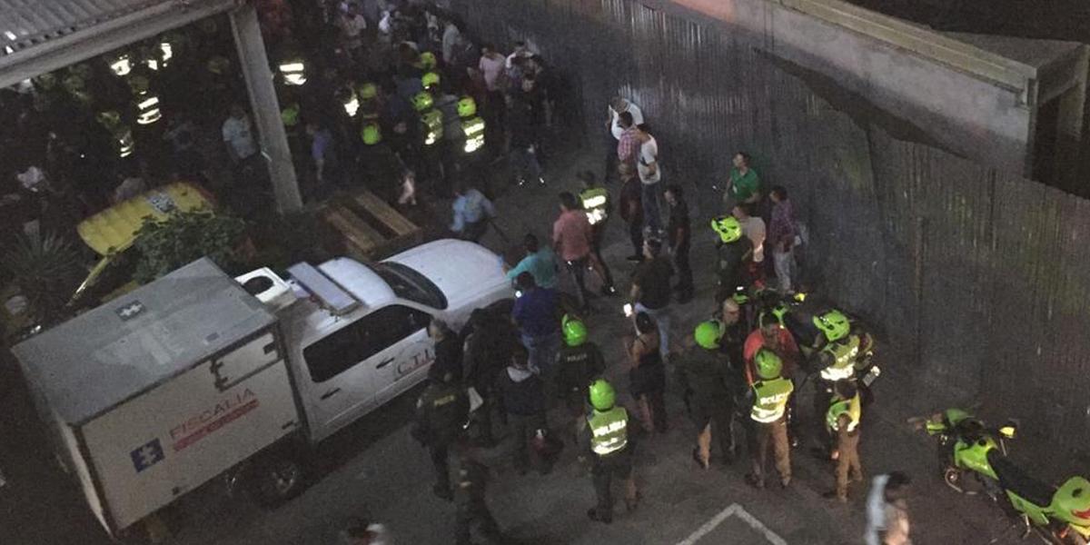 Nuevo intento de fuga en calabozos del búnker de la Fiscalía en Medellín