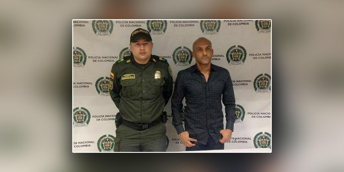 Condenan a exfutbolista Diego León Osorio a cinco años de prisión domiciliaria por tráfico de drogas
