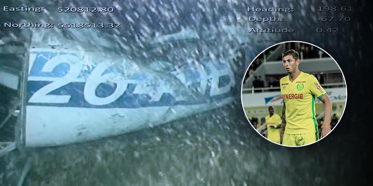 Hallan un cuerpo entre los restos de avioneta donde viajaba Emiliano Sala