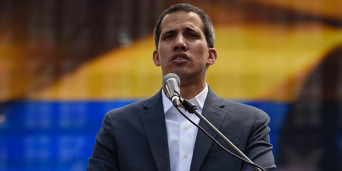 Guaidó pide a la UE más sanciones al Gobierno de Maduro para presionar salida