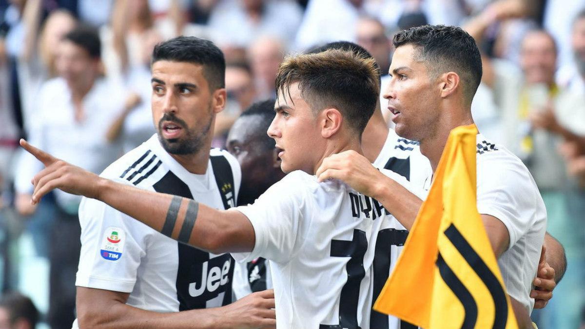 Preocupación por estrella de la Juventus que tiene un problema en su corazón
