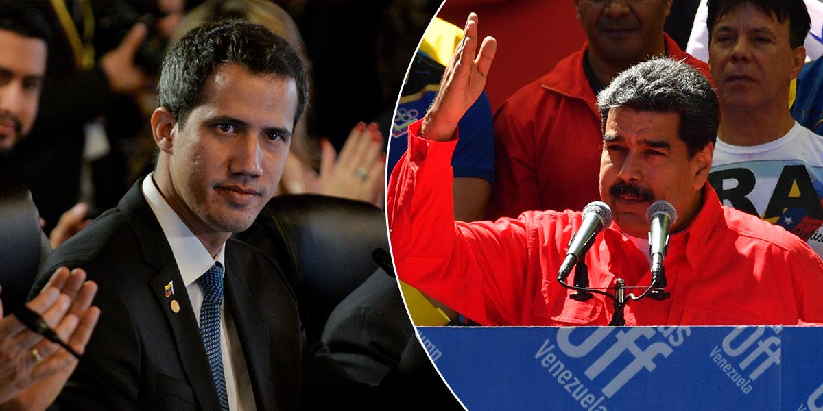 Guaidó tendrá que enfrentar la justicia en Venezuela: Maduro