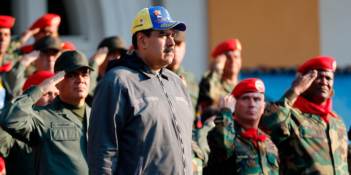 Gobierno de Maduro 'revisará' relaciones con países que reconocieron a Guaidó