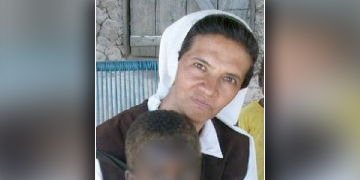 Realizan jornada de oración por la vida y libertad de la hermana Gloria Narváez en Pasto
