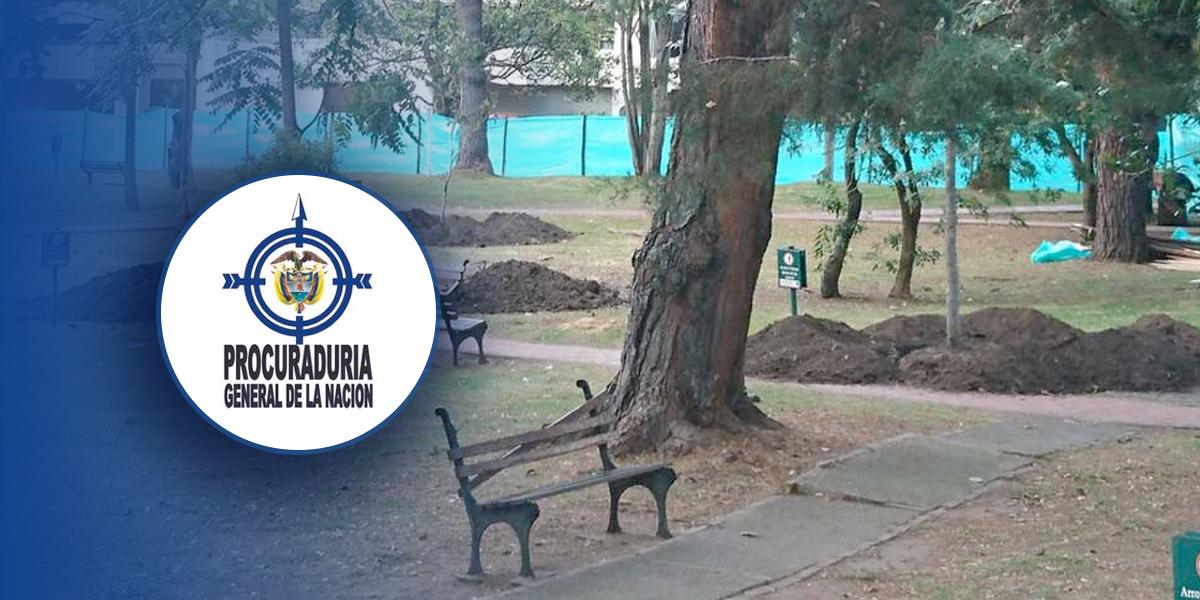 Indagan presuntas irregularidades en proyecto de remodelación del parque Japón en Bogotá