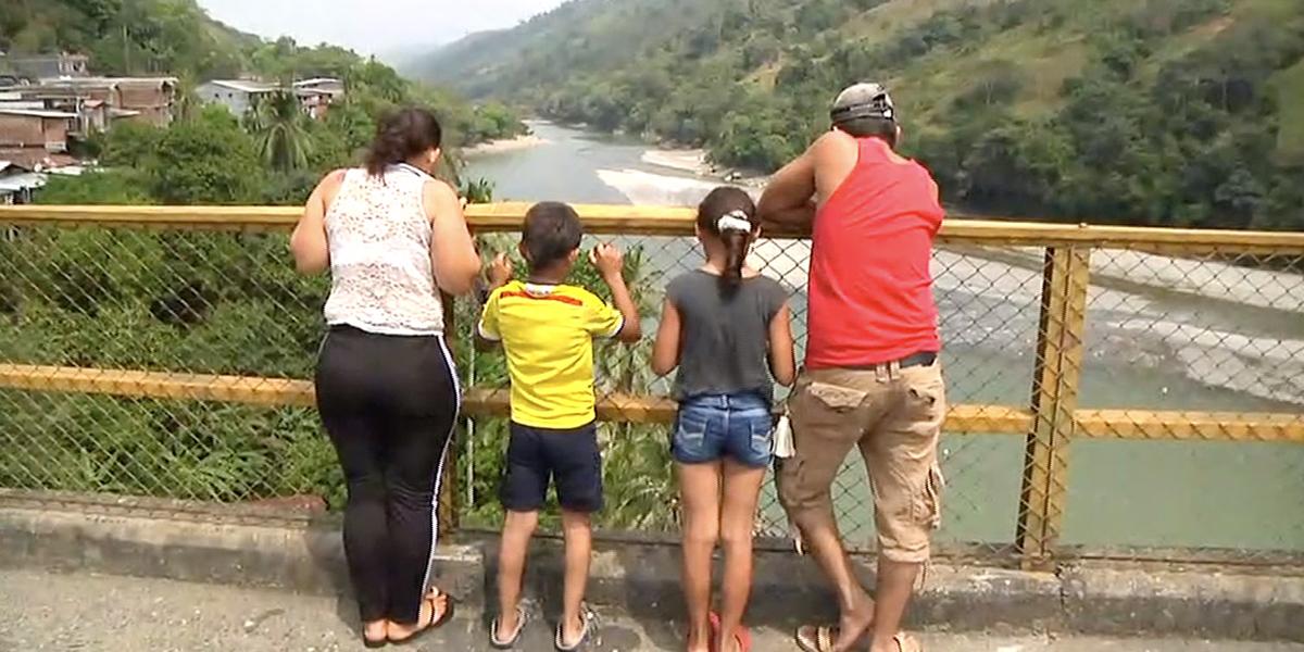 Agudo panorama en Puerto Valdivia tras un año de la primera emergencia en Hidroituango