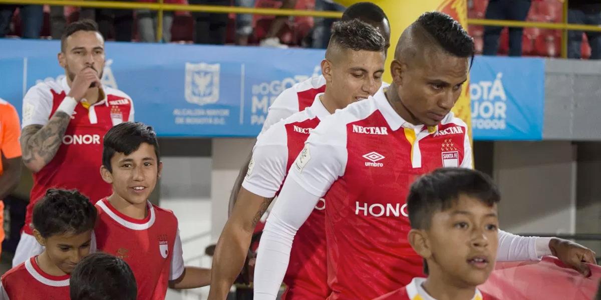 Santa Fe empata de visitante y completa cinco juegos sin ganar