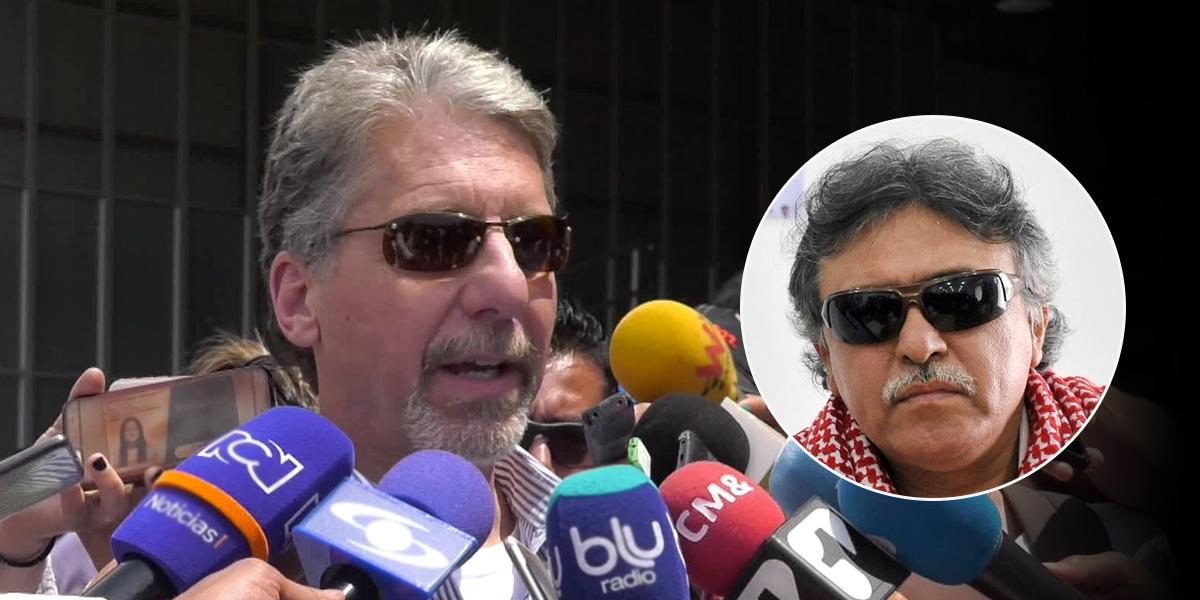 Estados Unidos no ha recibido carta de solicitud de pruebas en caso Santrich