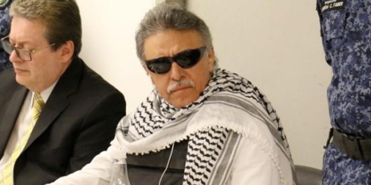 Dictan medida de aseguramiento contra 'Jesús Santrich' por narcotráfico
