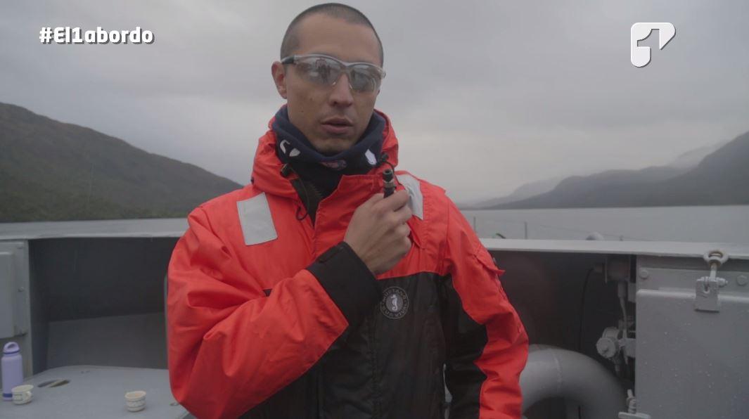 traje armada nacional antartida
