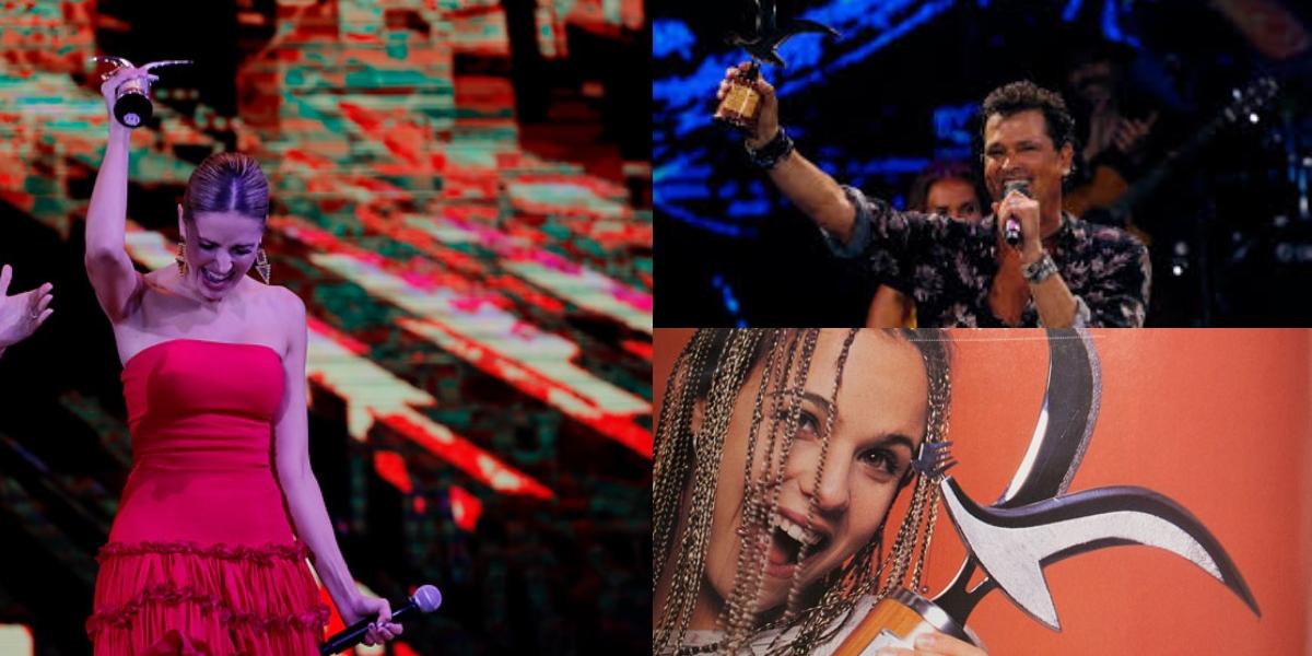 Viña del Mar 2019: Esta es la lista de artistas colombianos que han triunfado en el festival